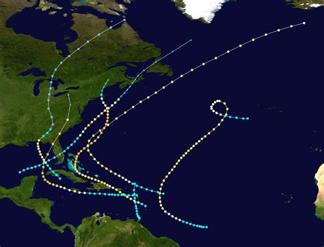1896 Atlantic Hurricane Season Wikipedia