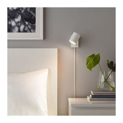 nym 197 ne wall reading l with led bulb white in 2019