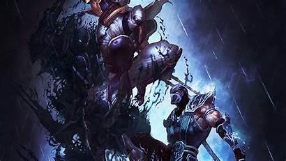 Zed Legends League Yasuo Vs Wallpapers Cave