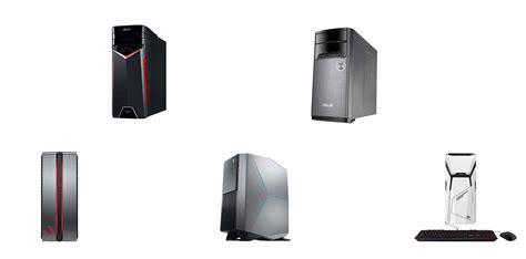 meilleurs ordinateurs de bureau les cinq meilleurs ordinateurs de bureau pour jouer