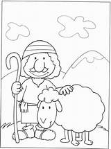 Coloring Jesus Shepherd Pages Shepherds Imagination Baby Parable Sheep Visit Bible Printable Lost Berger Bon Getcolorings Print Ariana Grande Crafts sketch template