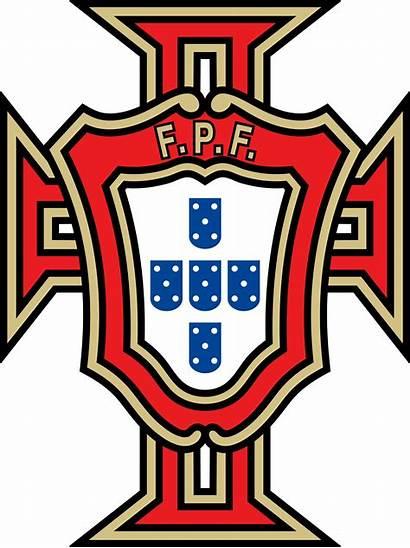 Football Team Portugal Logos National Transparent Crest