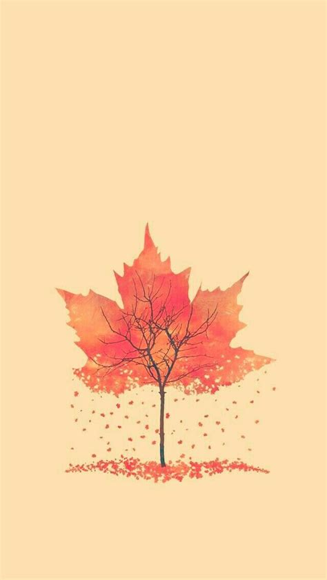 Autumn Leaves Fall Wallpaper Iphone X by Autumn Phone Wallpaper Autumn Addicts Find More Autumn
