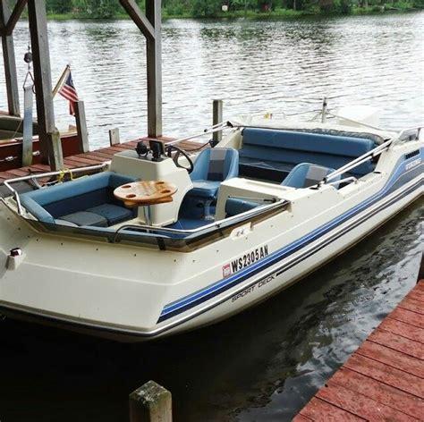 1985 Chris Craft Deck Boat by Chris Craft Viking Sport Deck 170 Sc Chris Craft Viking