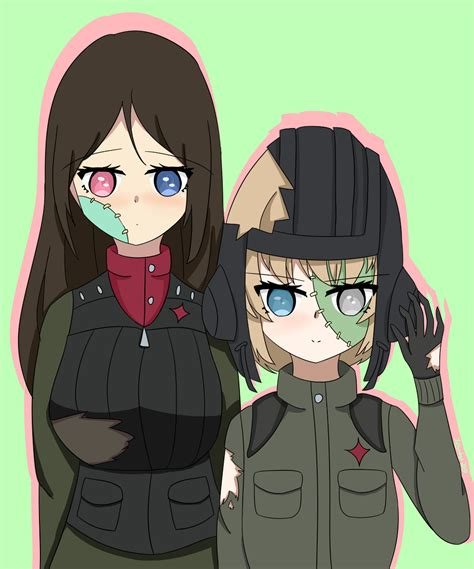 zombies girlsundpanzer comments
