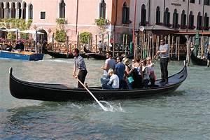 Weekly Photo Challenge  U2013 Gondolas Afloat In Venice