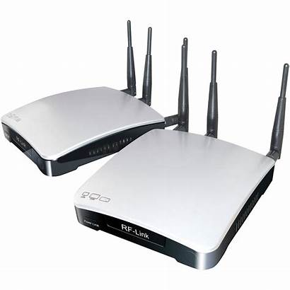 Wireless Rf Link Transmitter Receiver Audio Av
