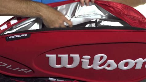 wilson   pack bag youtube
