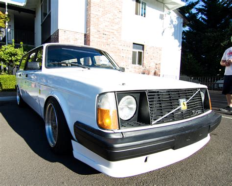 modified  volvo  wagon  sale  bat auctions