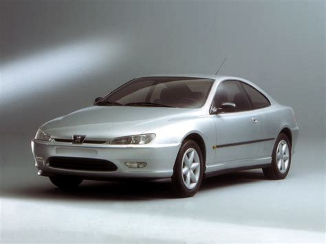 Peugeot Coupe by Peugeot 406 Coupe 1997 1998 1999 2000 2001 2002