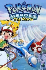 pokemon heroes latios  latias