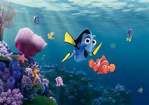 Findet Nemo Dori : fototapete tapete disney findet nemo dori 360x254cm ~ Orissabook.com Haus und Dekorationen