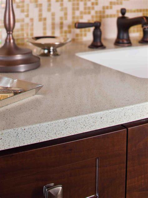 Remodeling Countertops - granite bathroom countertops hgtv