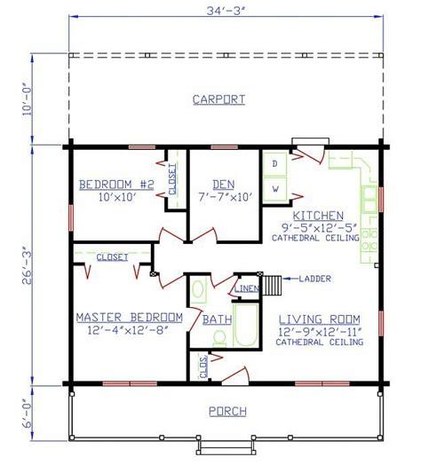 2 bed 2 bath floor plans 2 bedroom 2 bath house plans photos and