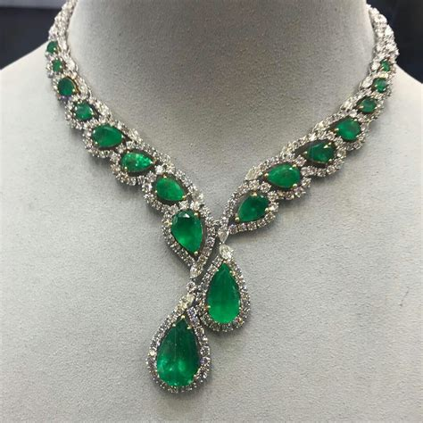 emerald beauty from our high jewelry collection available at miamoonjewellers in bahrain