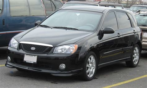 2006 Kia Spectra Pictures Information And Specs Auto