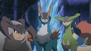 Swords of Justice - Pokémon Wallpaper (32387966) - Fanpop