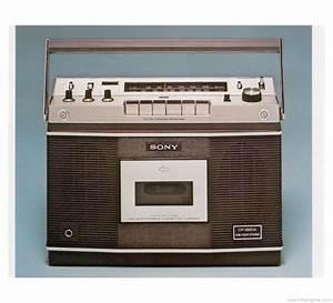 Sony Cf-550 - Manual