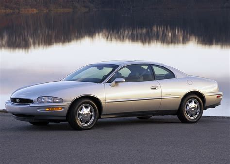 Buick Riviera 1998 by 1999 Buick Riviera Quot Silver Arrow Quot 1998