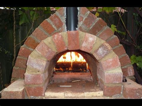 build  clay oven   garden  simple steps