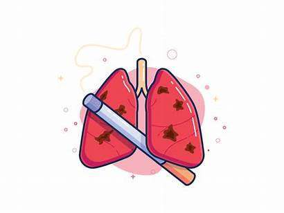 Lungs Clipart Smokers Cigarette Smoking Smoke Smoker