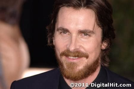 Christian Bale Annual Screen Actors Guild Awards