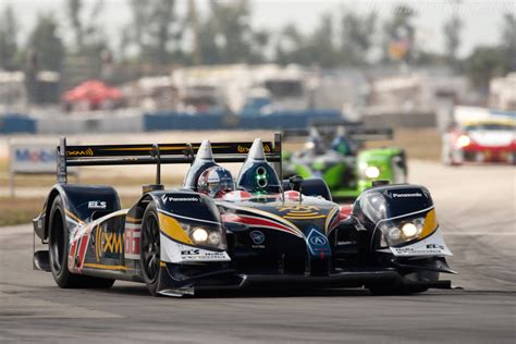 Acura Arx 02a by Acura Arx 02a Chassis Arx 02 1 2009 Sebring 12 Hours