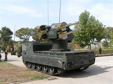 range air defence system mim 72am48 chaparral range air defense system global review