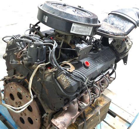 rv chassis parts used 1995 chevy 454 v8 gas engine for sale rv gasoline engines rv salvage
