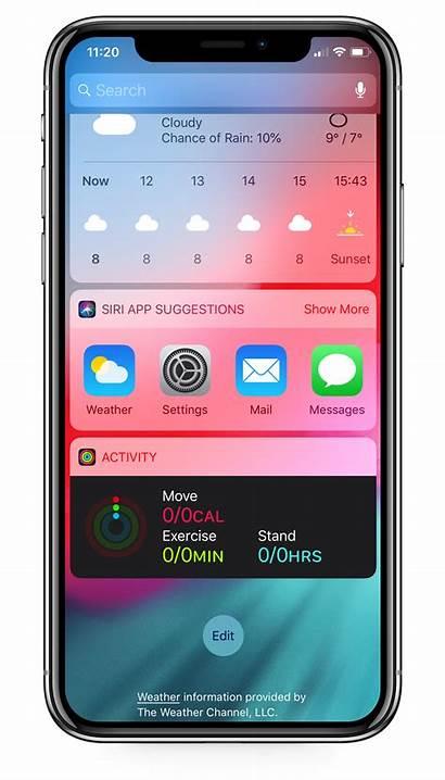 Widgets Iphone Fibaro Ipad Widget App Manuals