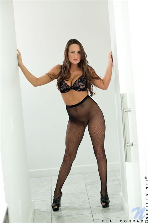 Featuring Nubiles Teal Conrad In Nude Model