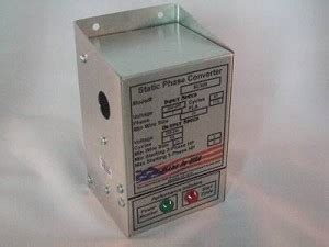 Wny Supply Online Store For Static Rotary Phase Converter