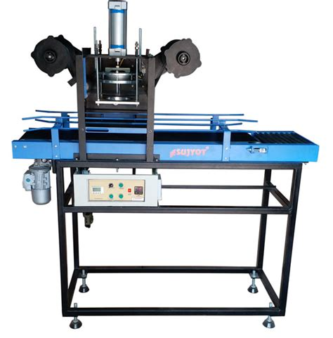 container sealing machine automatic