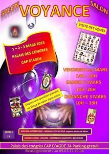 ASSOCIATIONS CAP D39AGDE 4me Salon De La Voyance Les
