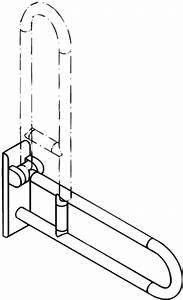 Haltegriffe Für Behinderten Wc Hewi : st tzklappgriff st tzgriff haltegriff f r waschbecken toilette wanne und dusche ~ Eleganceandgraceweddings.com Haus und Dekorationen