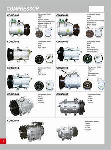 China Auto A  C Compressor  Hs15