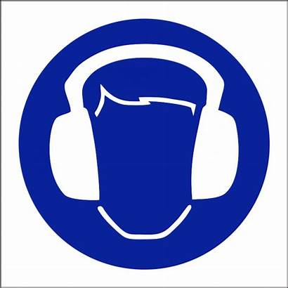 Sign Protection Hearing Safety Signs Marine Imo