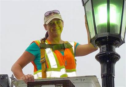 Ready Skilled Trades Electrician Female Booming Enews