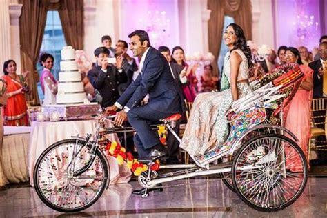 10 unique entrance ideas for indian couples at wedding