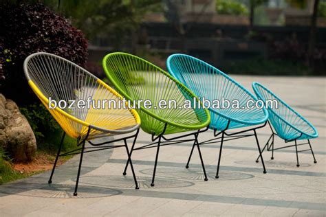 mexican acapulco chairs stacking white chair steel