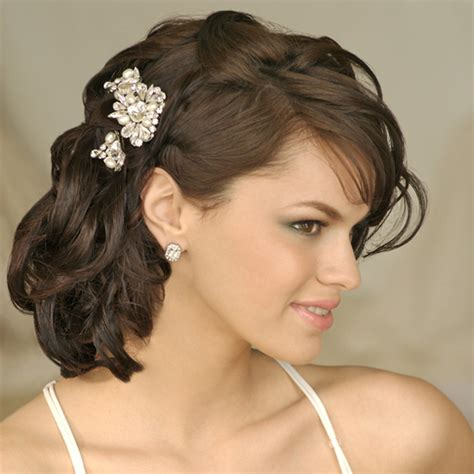 short hairstyles  weddings hairstyle