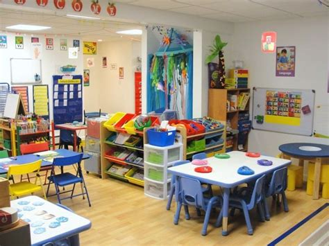 preschool setting a beautifully designed room most items at child s level 573