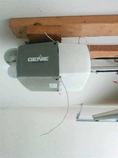Genie Opener Service  Garage Door Repair Roswell, Ga