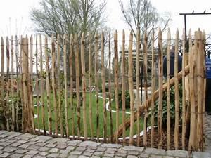 staketenzaun 150 cm h 5 m l za 4 5 cm natur pro With französischer balkon mit kramer garten staketenzaun