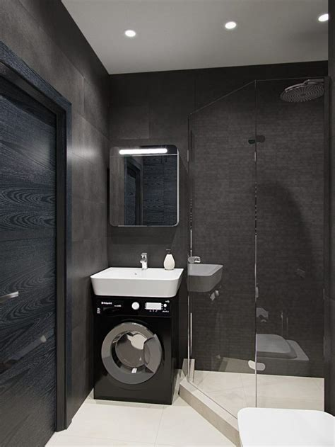 studio bathroom ideas this studio apartment makes a bold statement with