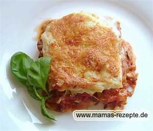 Mamas Rezepte : rezepte gemuselasagne kalorienarm beliebte gerichte und rezepte foto blog ~ Pilothousefishingboats.com Haus und Dekorationen