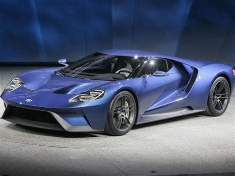 40 Thousand Dollar Cars by Ford Gt To Be Priced About 400 000