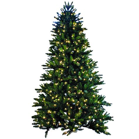 shop gki bethlehem lighting 7 5 ft pre lit spruce