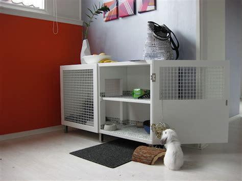 Indoor Rabbit Hutch - planning a rabbit cage
