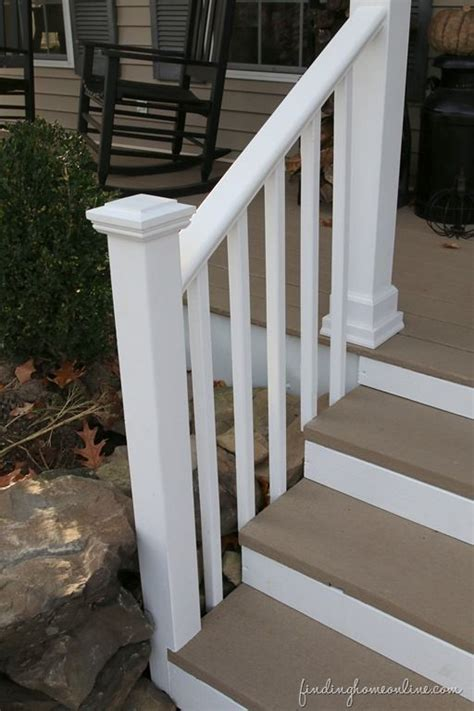 pin  erika lynn  diy yardhome front porch makeover